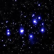 Pleiades M45 in Taurus